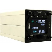 Dittel KRT2 VHF-radio 8.33kHz/25kHz 6W (2nd generation, color display)