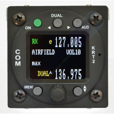 Dittel KRT2 Color VHF-radio 8.33kHz/25kHz 6W (2nd generation, color display)