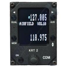 Dittel KRT2 Mini Portrait VHF-radio 8.33kHz/25kHz 6W