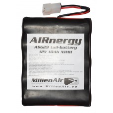 Tail Battery NiMH 12V 10Ah for ASG29 (AIRnergy)