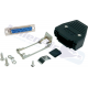 Becker AR6201 Slide-Lock D-Sub 25 connector kit for P1