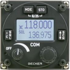 Becker AR6201 (012) VHF-radio 8.33kHz/25kHz 10W