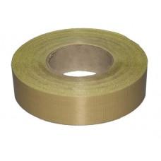 Teflon glassfiber sealing tape adhesive 38mm - 33m roll