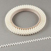 Turbulator zig-zag tape 60-degrees