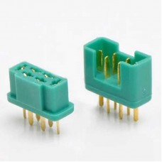 MPX Connector Set (male + female)