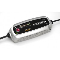 CTEK MXS 5.0 8-step battery charger (lead-acid battery)