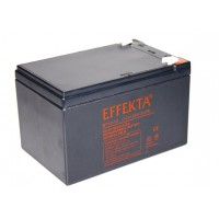 Effekta lead battery 12V 12Ah (BT12-12)
