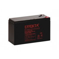 Effekta lead battery 12V 9.5Ah (BT12-9.5)