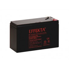 Effekta lead battery 12V 9.5Ah (BT12-9.5)