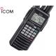ICOM IC-A24E Handheld VHF-Transceiver 8.33kHz/25kHz 1.5W with VOR