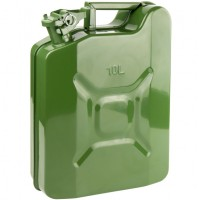 Metal fuel can (Jerrycan) 10L