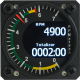 LX RPM Indicator (stand alone)