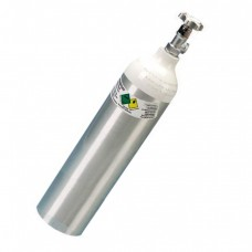 Oxygen Bottle Aluminium 2L