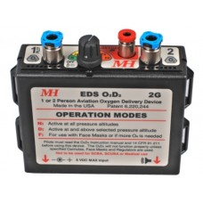 Mountain High EDS O2D2-2G new generation Pulse Demand Oxygen System