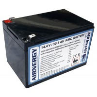 AIRNERGY 14.4V 30.5Ah NMC Battery