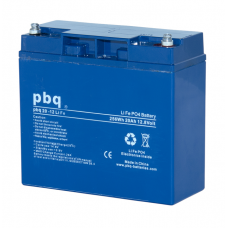 PBQ 12V 20Ah LiFePO4 Battery