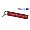 Pitot / TE probe plug Ø 8mm remove before flight