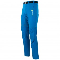 SoaringXX Zip-Off Trousers Aqua