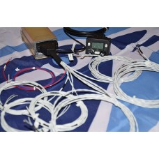 Cable set for Trig TY91 / TY92 radios