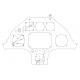 Instrument panel modification for LX Zeus