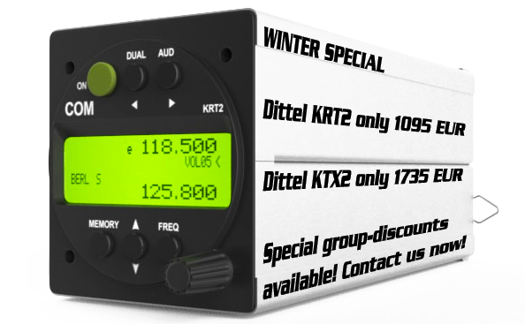 Dittel KRT2 winter special