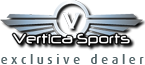 We are official dealer of Vertica Sports!