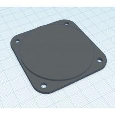 57mm hole filler plate