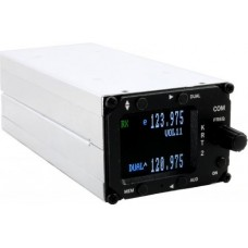 TQ/Dittel KRT2-L Mini Landscape VHF-radio 8.33kHz/25kHz 6W