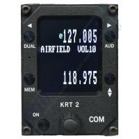 TQ/Dittel KRT2-P Mini Portrait VHF-radio 8.33kHz/25kHz 6W