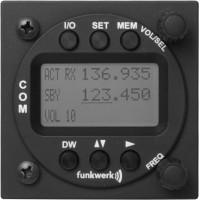 Funkwerk ATR833-II-LCD VHF-radio 8.33kHz 6W
