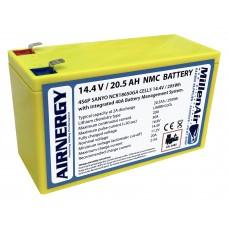 AIRNERGY 14.4V 20.5Ah NMC Battery
