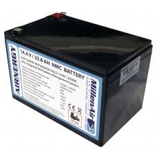AIRNERGY 14.4V 23.8Ah NMC Battery