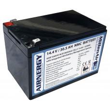 AIRNERGY 14.4V 30.5Ah NMC Battery