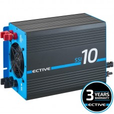 ECTIVE SSI10 4in1 Sinus-Inverter 1000W/12V with MPPT-Solar Tracer, Charger and UPS mode