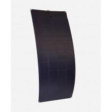 Flexible Solar Panel 100W for gliding trailer