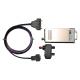Cable set for Trig TT21 / TT22 transponder